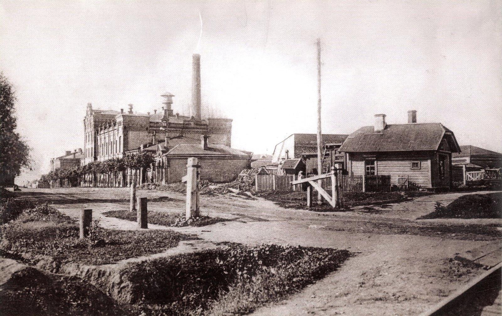 Вино-водочный завод Заседателева