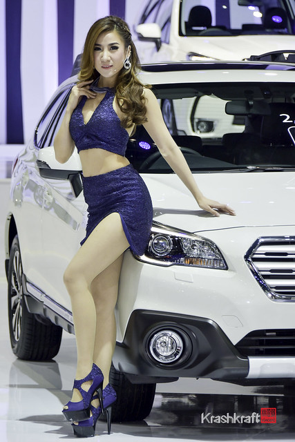 Nink | Subaru | Motor Show