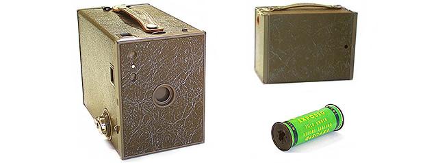 Kodak No.2 Brownie model F