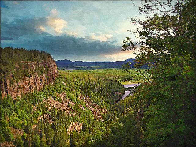 northern vista