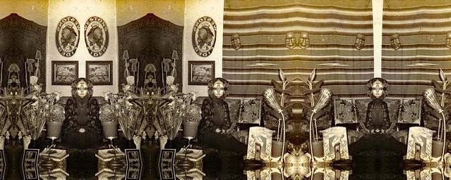 Her Divine Ancient Highness The Empress Of Portobello 1974
