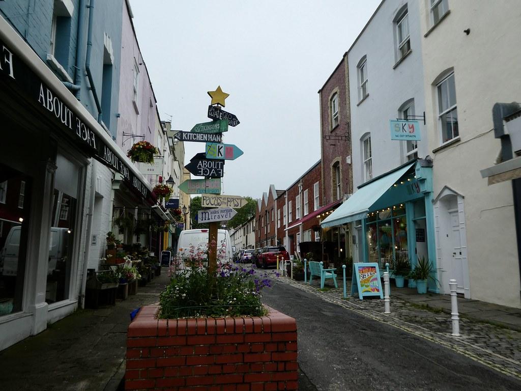 Clifton Village, Bristol
