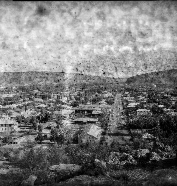 Alice Springs! In the 50's or 60's!!