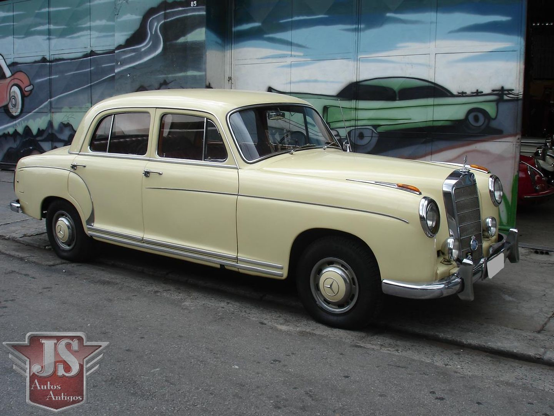 Mercedes Benz 1956 220S