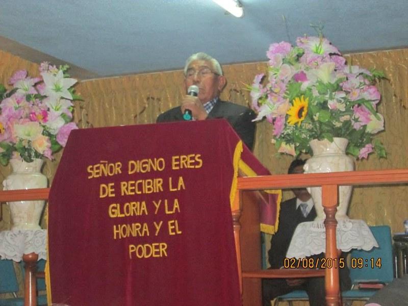 Biografia Matrimonio Pastora Mamani Arando