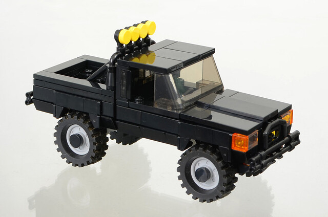 1985 Toyota Hilux / SR5 from Back To The Future