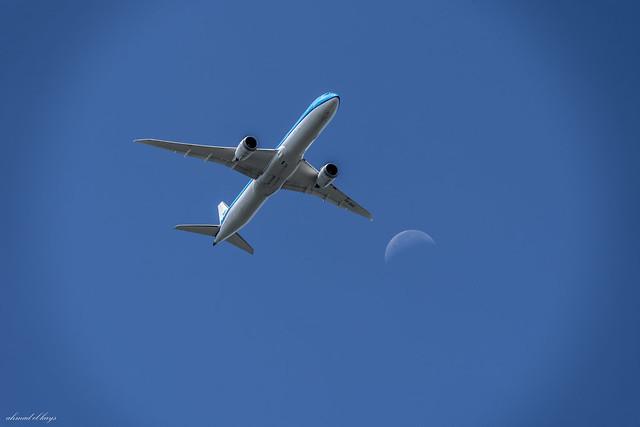 PH-BKG - Boeing 787-10 Dreamliner - KLM