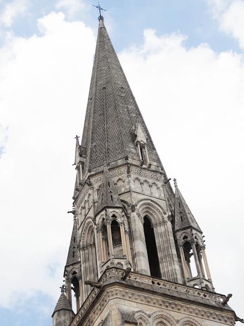 Ext :  basilique Saint-Nicolas de Nantes