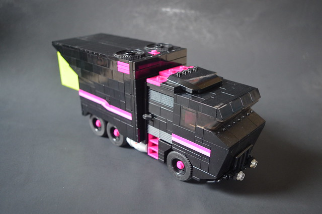 Syphon Industries Box Truck