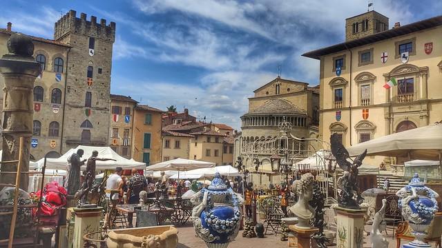 Arezzo in fiera