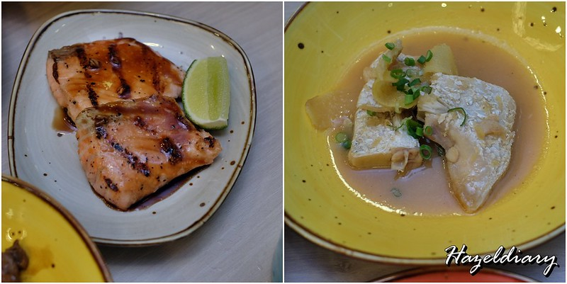 Senshi Sushi & Grill- Japanese Restaurant Dorsett Singapore- Cooked Items-1