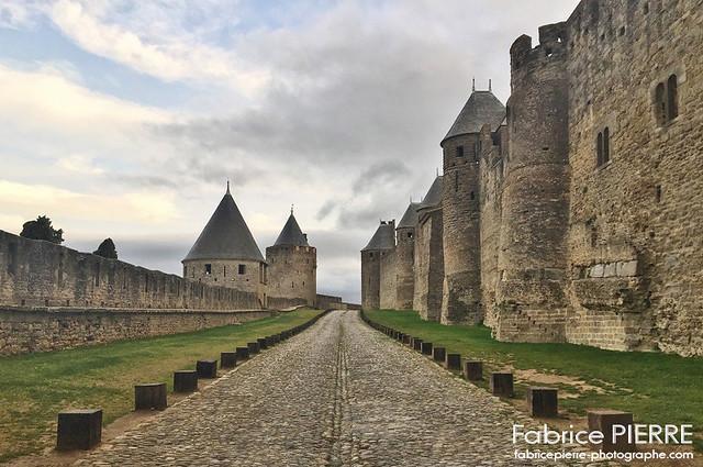 Cité de Carcassonne - Occitanie (France) - 2017