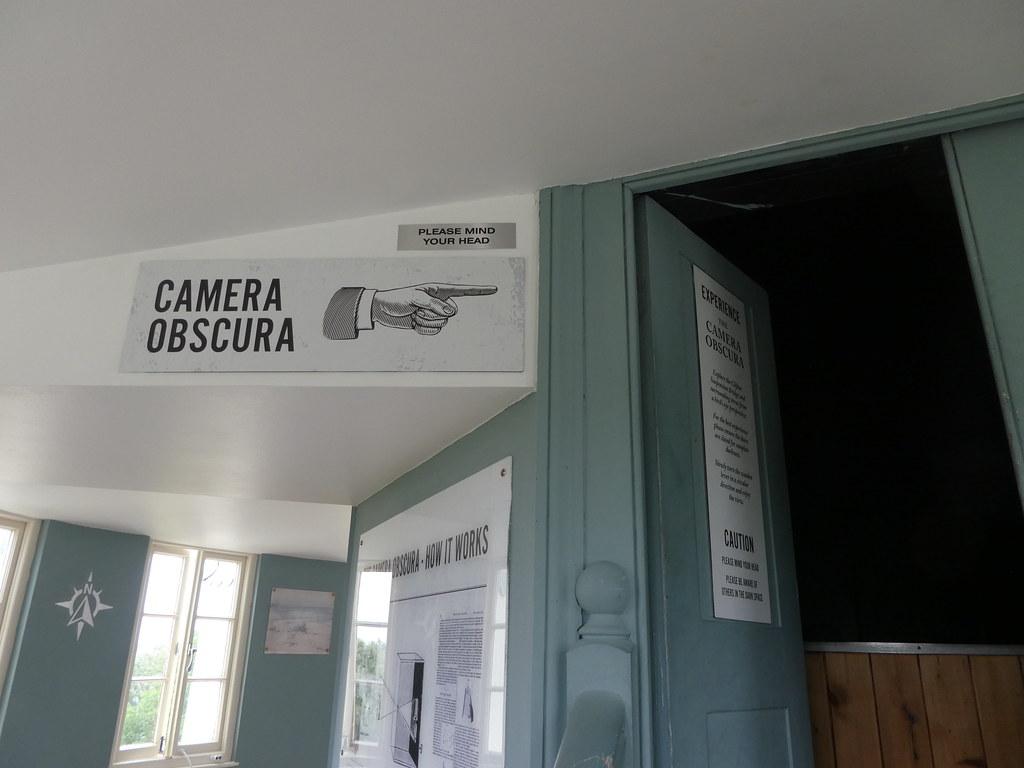 Camera Obscura, Clifton Observatory, Bristol