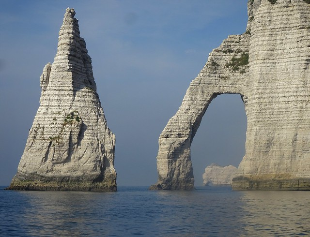 The Needle and the Arch, Etretat