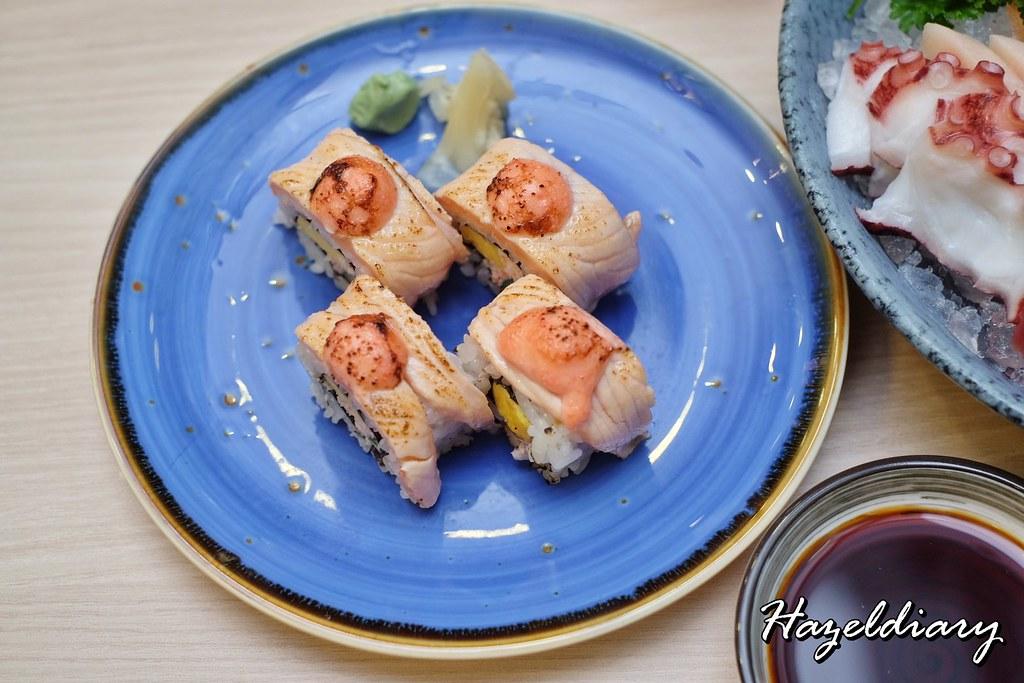 Senshi Sushi & Grill- Japanese Restaurant Dorsett Singapore- Sushi