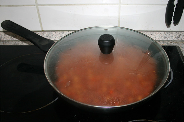 25 - Let cool down with lid on / Geschlossen abkühlen lassen