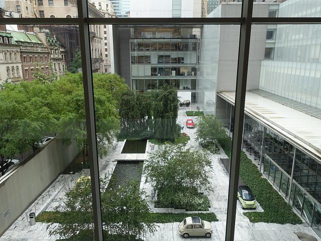 202107015 New York City Midtown MoMA Museum