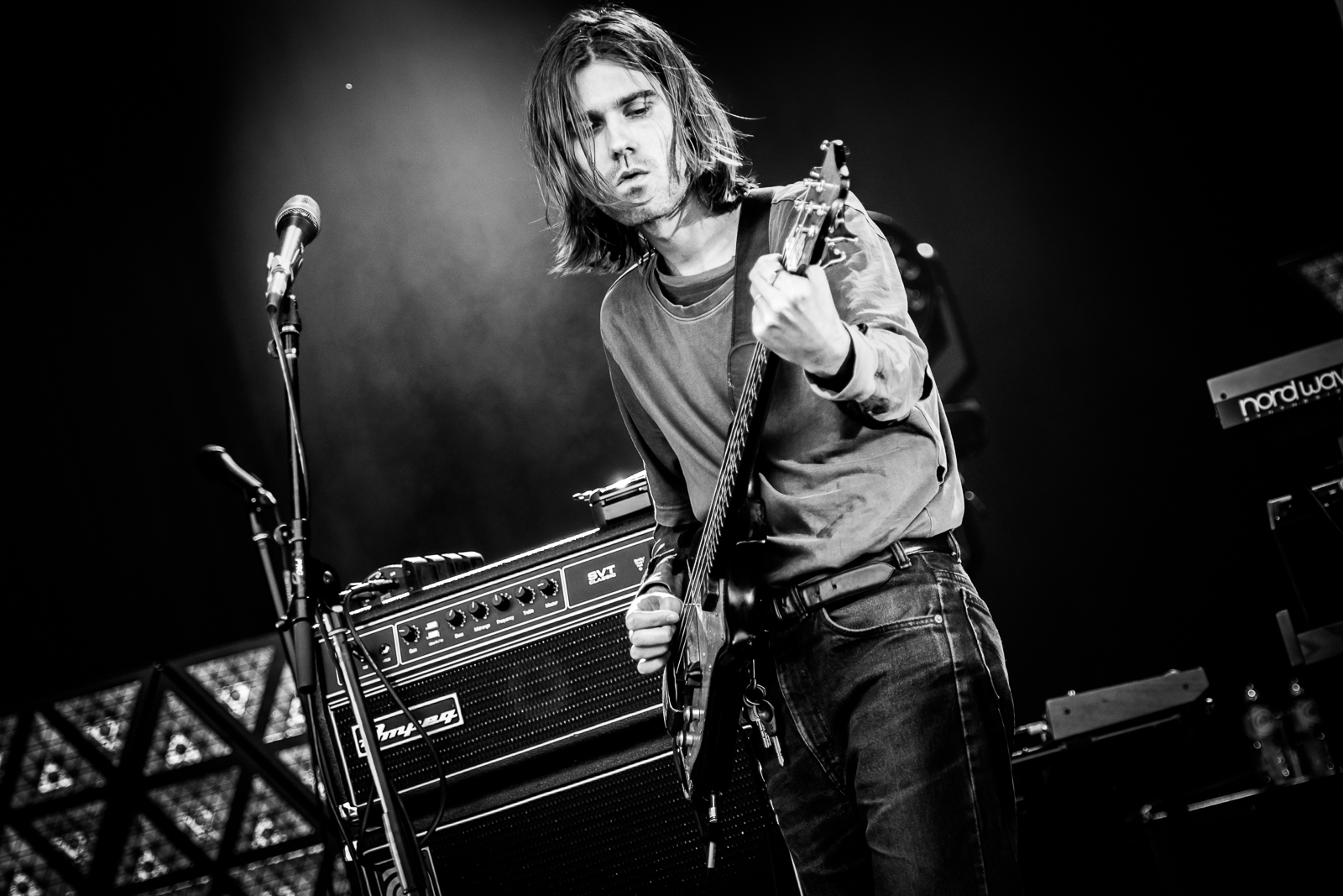 Tin Fingers @ Werchter Parklife (© Timmy Haubrechts)