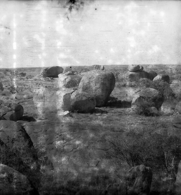 Pedrots australians / Australian boulders