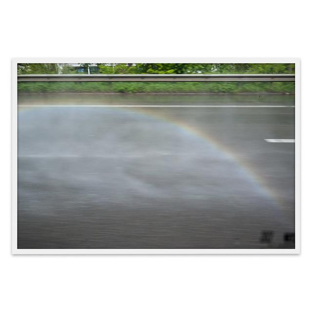 Looking for Mario (along rainbow road).