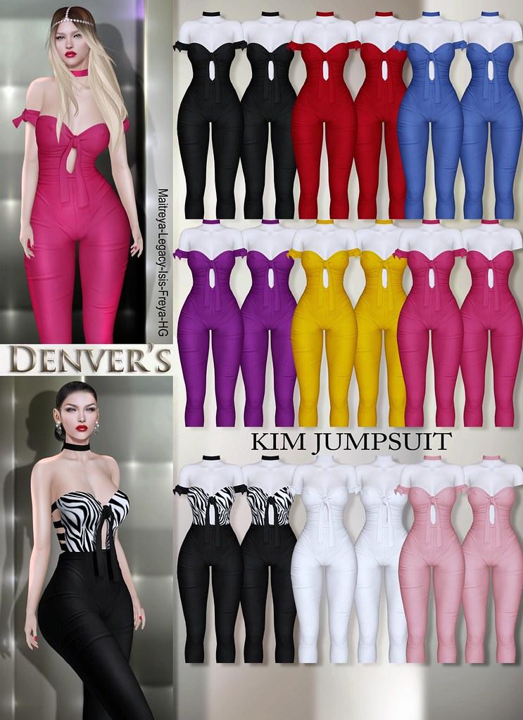 Denver's Kim Jumpsuit
