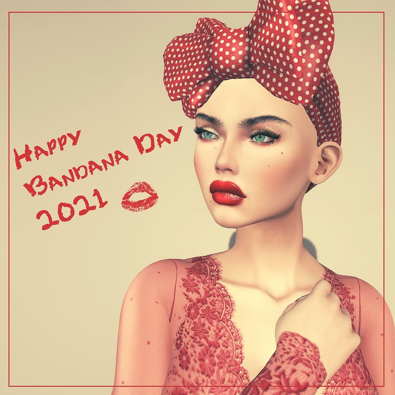 Happy Bandana Day 2021