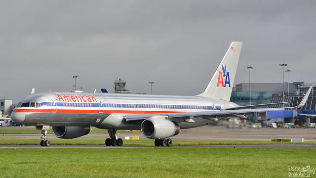 American Airlines 🇺🇸 Boeing 757-200 N197AN