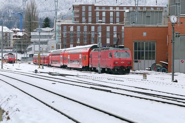 SZU Bw Giesshübel, Zürich