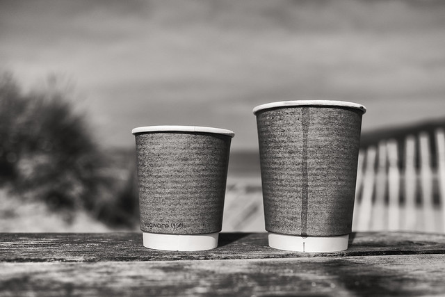 'Coffee at Poldhu Cove'…..