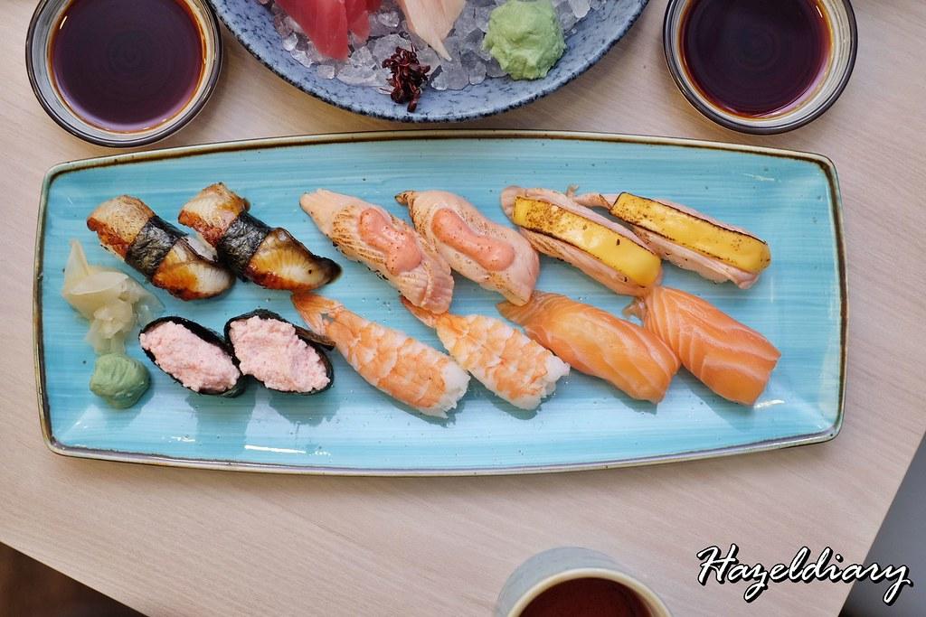 Senshi Sushi & Grill- Japanese Restaurant Dorsett Singapore