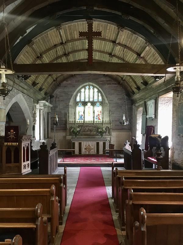St Faith's Church, Bacton