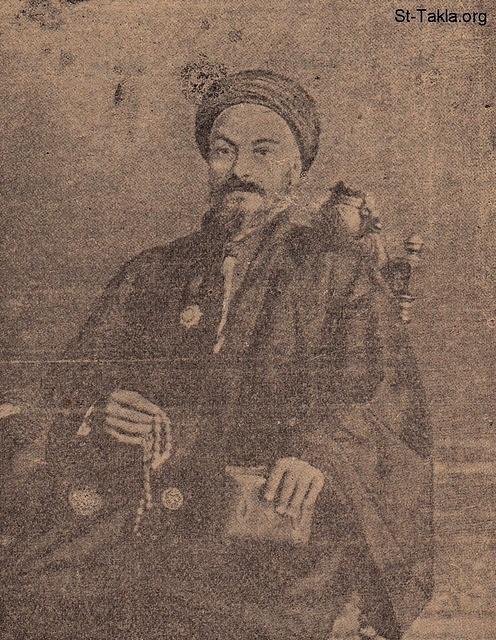 القمص فيلوثاؤس بغدادي صالح إبراهيم (3)