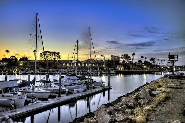 O'Side Harbor Dawn 19-4-15-21-5Dii-17X40