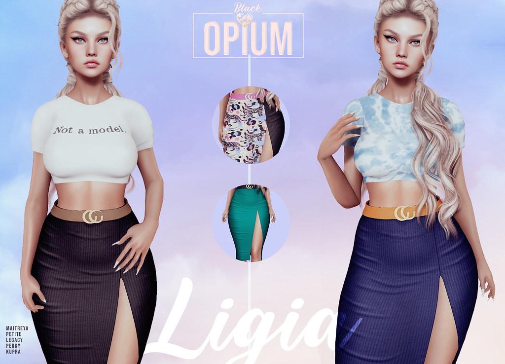 BlackOpium – Ligia