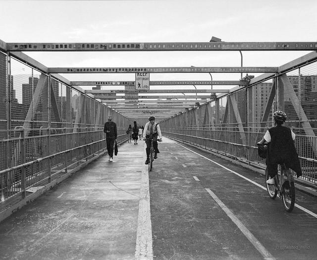 Traffic, Williamsburg Bridge