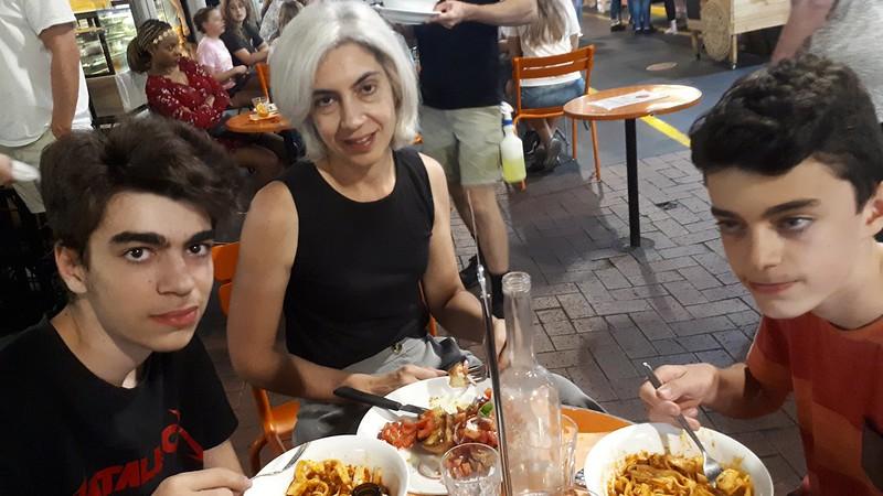 Lucia's Pizza & Spaghetti Bar