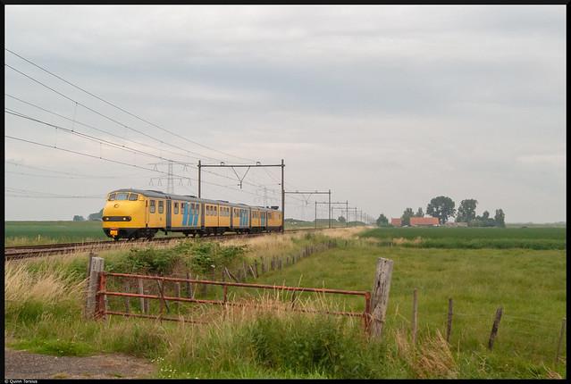Stichting 2454 CREW Plan U 151 // Railmuseumsafari 39408 // Kruiningen, 1e Vlietweg // 3 juli 2021
