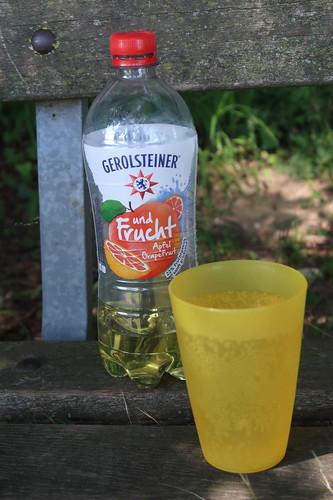 Gerolsteiner Leicht & Fruchtig Apfel Grapefruit