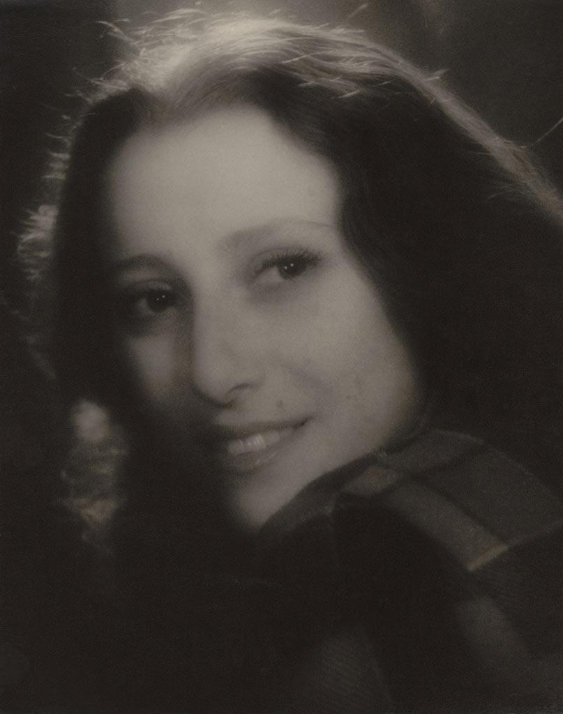 1950-е. Майя Плесецкая