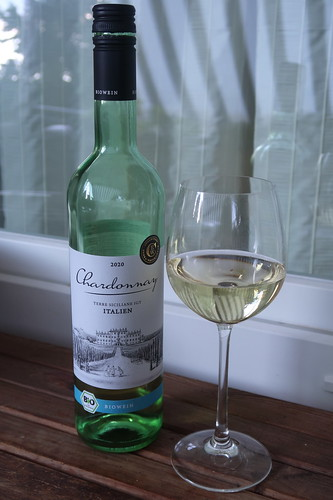 Biowein Chardonnay Terre Siciliane IGP Weißwein 2020