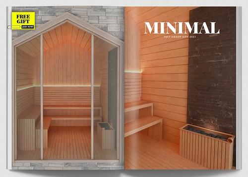MINIMAL - July Group Gift 2021