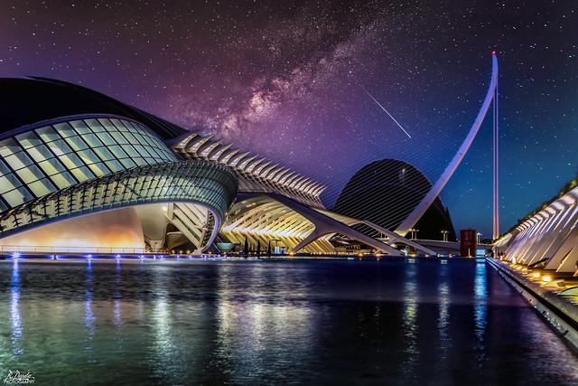 """""""Ad Astra"""" - Ciudad de las Ciencias, Valencia, España 🇪🇸"""