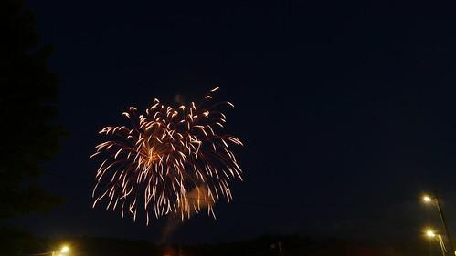 2021 Franklin Fireworks
