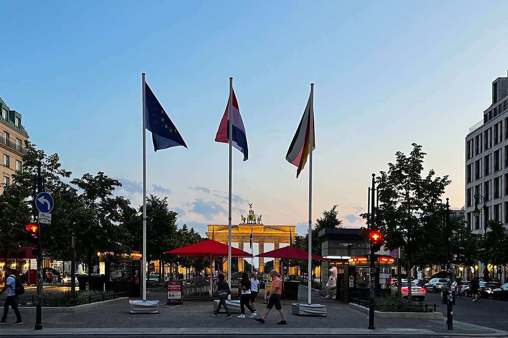 Upcoming State Visit - Berlin