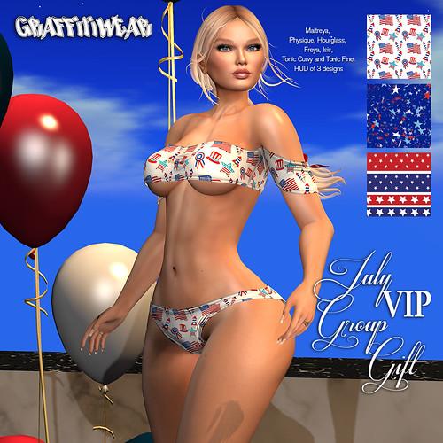 July 2021 VIP Group Gift