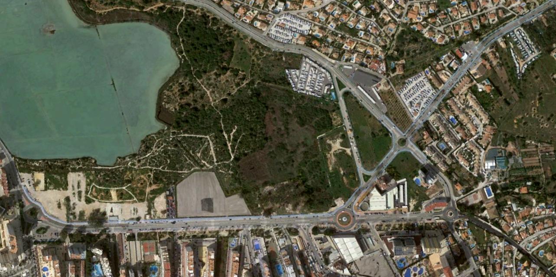 marisol park, alicante, ¿tendrá algo que ver con Pepa Flores?, después, urbanismo, planeamiento, urbano, desastre, urbanístico, construcción, rotondas, carretera