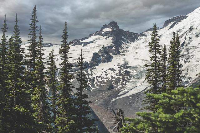 Peaks and glaciers 2021