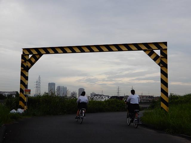 鉄塔のある風景 2021.7.5
