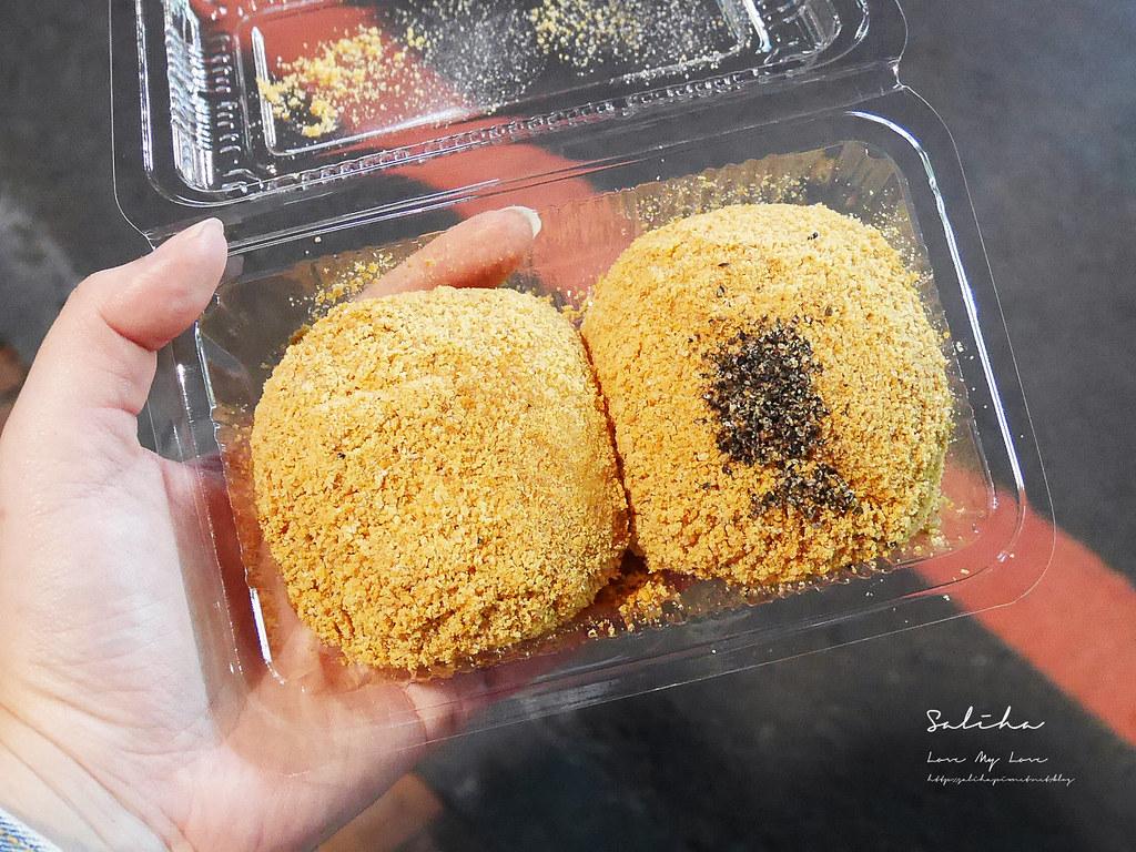 新竹城隍廟美食推薦必吃人氣小吃周家燒麻糬蜂蜜大王飲料楊桃汁 (6)