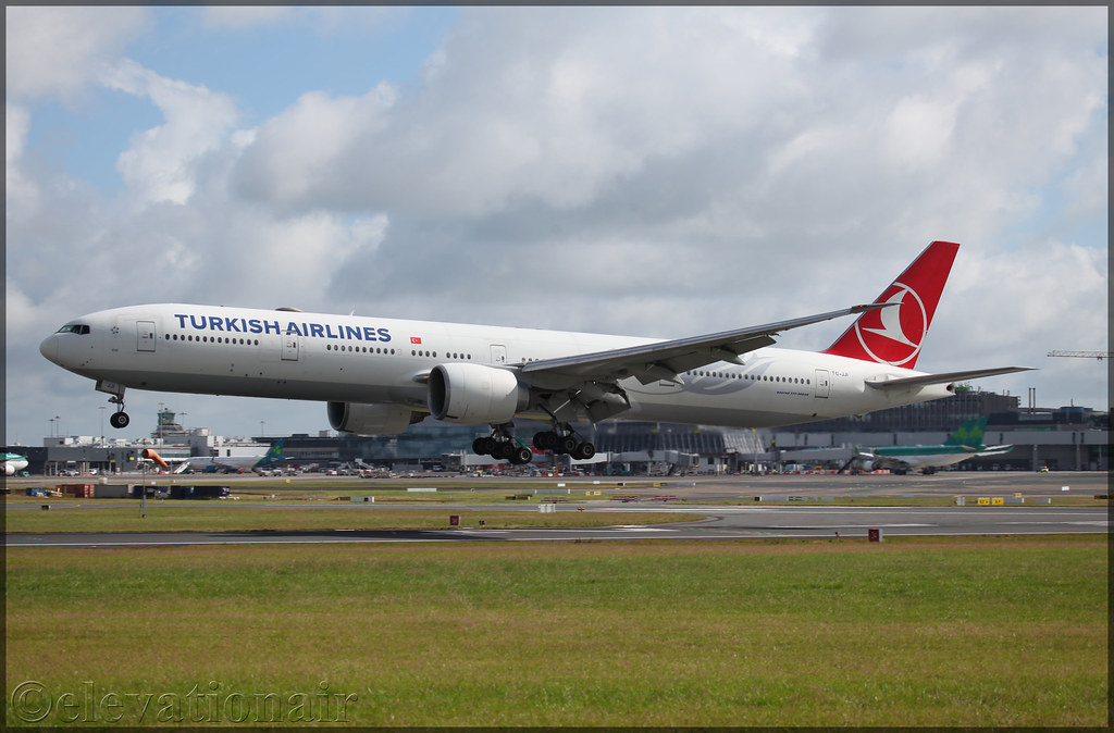 TC-JJI | Boeing 777-3F2(ER) | Turkish Airlines